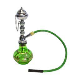 Vodní dýmka Mini Oriental 25cm barevná-Malá vodní dýmka Mini Oriental. Malá vodní dýmka vysoká 25cm má jeden šlauch. Provedení vodní dýmky barevné. Vodní dýmka je dodávána s příslušenstvím.