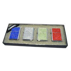 Zapalovač AngelXX Turbo Crystal-Žhavící zapalovač. Zapalovač je plnitelný.