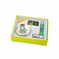 Drtič tabáku kovový, šlukovka(34030)