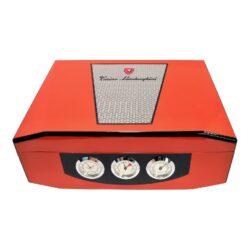 Humidor na doutníky Lamborghini oranžový(91802)