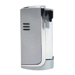 Tryskový zapalovač Eurojet Marin-Tryskový zapalovač. Zapalovač je plnitelný. Výška 6,5cm. Tryskový zapalovač je dodáván v dárkové krabičce.