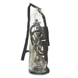 Vodní dýmka Alqariab Bag 50cm barevná(MH50BAG)