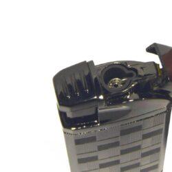 Dýmkový zapalovač Eurojet Aberdeen, gunmetal(257150)