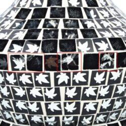 Vodní dýmka Emilio 66cm černá(30888)