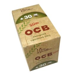 Cigaretové filtry OCB Slim Bio(04301)