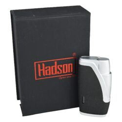 Doutníkový zapalovač Hadson Bachelor, černý(10297)