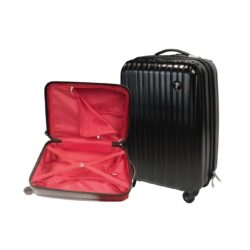 Cestovní kufr - ke zboží v hodnotě nad 5.000 Kč bez DPH-Ke každé objednávce zboží v hodnotě nad 5.000 Kč bez DPH obdržíte palubní skořepinový kufr zdarma. Tato akce platí pouze pro koncové zákazníky bez IČ. Kufr bude automaticky přidán při realizaci objednávky. Rozměry kufru 53x35x23,5cm. Kufr nelze samostatně objednat. Akci nelze kombinovat s jinou probíhající akcí.