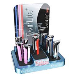 Zapalovač Twinlite Pure-Plynový zapalovač. Zapalovač je plnitelný. Cena je uvedena za 1 ks.