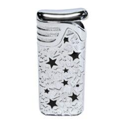 Zapalovač Eurojet Star-Žhavící zapalovač. Zapalovač je plnitelný. Výška 6,5cm. Žhavící zapalovač je dodáván v dárkové krabičce.