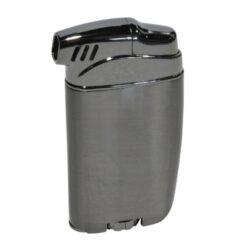 Dýmkový zapalovač Eurojet Belfast-Dýmkový zapalovač. Součástí  je dýmkový nacpávač. Dýmkový zapalovač je plnitelný. Zapalovač je dodáván v dárkové krabičce. Výška 7cm.
