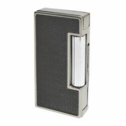 Dýmkový Zapalovač Winjet Buchs, černý-Dýmkový kamínkový zapalovač. Obsahuje integrované dusátko. Dýmkový zapalovač je plnitelný. Výška 6,5 cm.