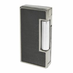 Dýmkový Zapalovač Winjet Buchs, černý-Dýmkový kamínkový zapalovač. Obsahuje integrovaný nacpávač. Dýmkový zapalovač je plnitelný. Výška 6,5 cm.