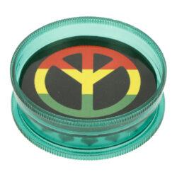 Drtič tabáku, plastový, barevný(30652)