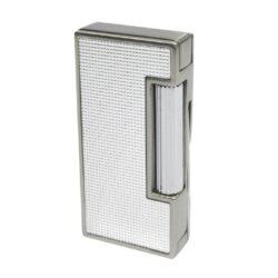 Dýmkový Zapalovač Winjet Buchs, stříbrný-Dýmkový kamínkový zapalovač. Obsahuje integrovaný nacpávač. Dýmkový zapalovač je plnitelný. Výška 6,5 cm.