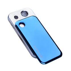 USB Zapalovač Silver Match Roding, el. zapalování-Žhavící USB zapalovač s elektrickým zapalováním a USB dobíjením. Zapálení USB zapalovače se aktivuje fouknutím do kulatého snímače vlevo nahoře(zmodrá) a nasledným odsunutím horního podélného krytu dolů. Spirála začne žhavit a zapálí cigaretu. V USB zapalovači je integrovaný MicroUSB port, kterým se zapalovač dobíjí. Dodáváno s USB kabelem. Výška USB zapalovače 7cm. Cena je uvedena za 1 ks.