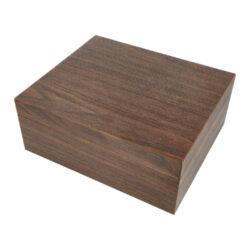 Humidor na doutníky Ořech 25D, 26x22x10cm(09454)