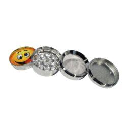 Drtič tabáku Wildfire Mix, kovový(31134)