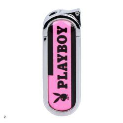 Zapalovač Champ Playboy Pink Oval(401911X)