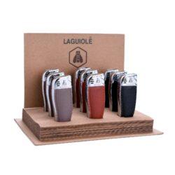 Zapalovač Laguiole Loubouer-Kovový zapalovač Laguiole. Zapalovač je plnitelný. Zapalovač dodáván v dárkové krabičce. Výška zapalovače 7,5cm.