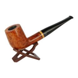 Dýmka Jirsa Supreme, filtr 9mm-Dýmka Jirsa Supreme z bruyerového dřeva. Filtr 9 mm. Délka dýmky 14-15cm. Výška hlavy 4-5cm. Dýmka má hladký povrch. Stojánek není součástí balení dýmky.