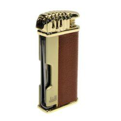 Dýmkový zapalovač Winjet Tool, zlatý-Dýmkový zapalovač. Integrováno dusátko a lžička na čištění dýmky. Dýmkový zapalovač je plnitelný. Výška zapalovače 6,8cm.