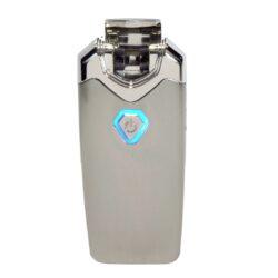 USB zapalovač Hadson Madison Arc, el. oblouk, chrom-USB zapalovač s elektrickým zapalováním. USB zapalovač využívá k zapálení elektrický oblouk, namísto tradičního plynu. V zapalovači je integrovaný MicroUSB port, kterým se USB zapalovač dobíjí. V balení je přiložen nabíjecí MicroUSB-USB kabel. Doba nabíjení USB zapalovače cca 60 minut. Výška zapalovače 7,5cm.