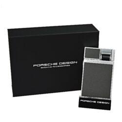 Tryskový zapalovač Porsche Design P3632, šedý(404277)