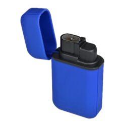 Tryskový zapalovač Eurojet Rubber Colored-Tryskový zapalovač. Zapalovač je plnitelný. Výška 6,5 cm. Cena je uvedena za 1 ks.