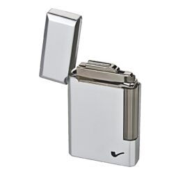 Dýmkový zapalovač Pierre Cardin Paris, stříbrný(900640)