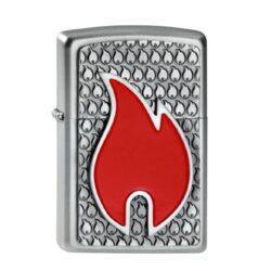 Zapalovač Zippo 144060, broušený-Benzínový zapalovač Zippo. Zapalovač není naplněn benzínem. Provedení: broušený. Originální příslušenství benzín Zippo, kamínky, knoty a vata do zapalovače Zippo, zajistí správné fungování benzínové zapalovače. Na mechanické závady zapalovače poskytuje Zippo doživotní záruku. Tuto záruku můžete uplatnit přímo u nás. Zapalovače jsou vyrobené v USA, Original Zippo® Bradford.