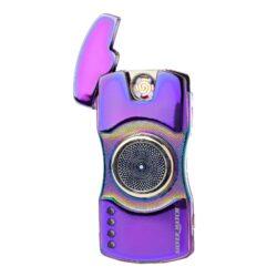 USB zapalovač Silver Match Theydon, 4mix-Žhavící USB zapalovač s elektrickým zapalováním(žhavící spirála) a USB dobíjením v designu Spinneru. Zapálení USB zapalovače se aktivuje odklopením horního krytu. Spirála začne žhavit a zapálí cigaretu. V USB zapalovači je integrovaný MicroUSB port, kterým se zapalovač dobíjí. Dodáváno s USB kabelem. Výška zapalovače 7cm.