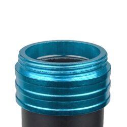 Vodní dýmka Troja Elox 73cm modročerná(30492)