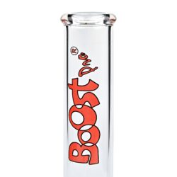 Bong sklo Boost Bouncer 32cm, červený(02620)