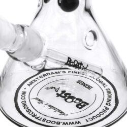 Bong skleněný Boost Beaker 30cm Ice, černý(02646BK)