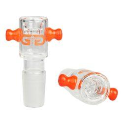Bong sklo GG LE Set oranžový 38cm, perkulace(G642OR)