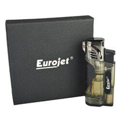 Doutníkový zapalovač Eurojet Heaven, černý(256100)