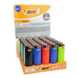 Zapalovač BIC J6-Plynový kamínkový zapalovač. Zapalovač nejde opět naplnit. Prodej pouze po celém balení (displej) 50 ks. Výška zapalovače 8cm.