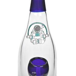 Skleněný bong s perkolací Champ High Wine 43cm(506031)