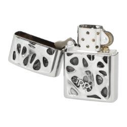 Zapalovač Zippo Voronoi, broušený(Z 144300)