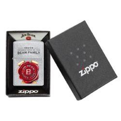 Zapalovač Zippo Jim Beam, patinovaný(Z 158070)