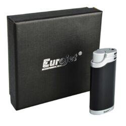 Zapalovač Eurojet Taipeh černý(250005)