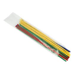 Čističe dýmek Angelo barevné, 30cm, 25ks(320040)